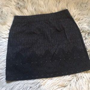 Athleta Skirts - HP Athleta fleece lined mini skirt